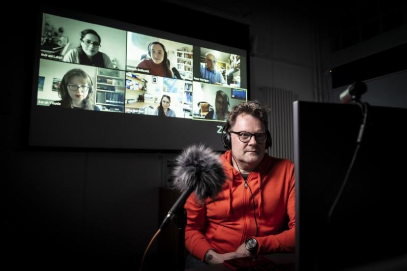 DMU - See Stephen Kelly- HLS shoot. Pictures is Dr Rob Watson